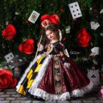Behind the dress: Luxury Queen of hearts